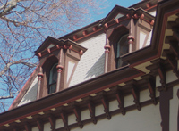 Deland House Roof and Dormers